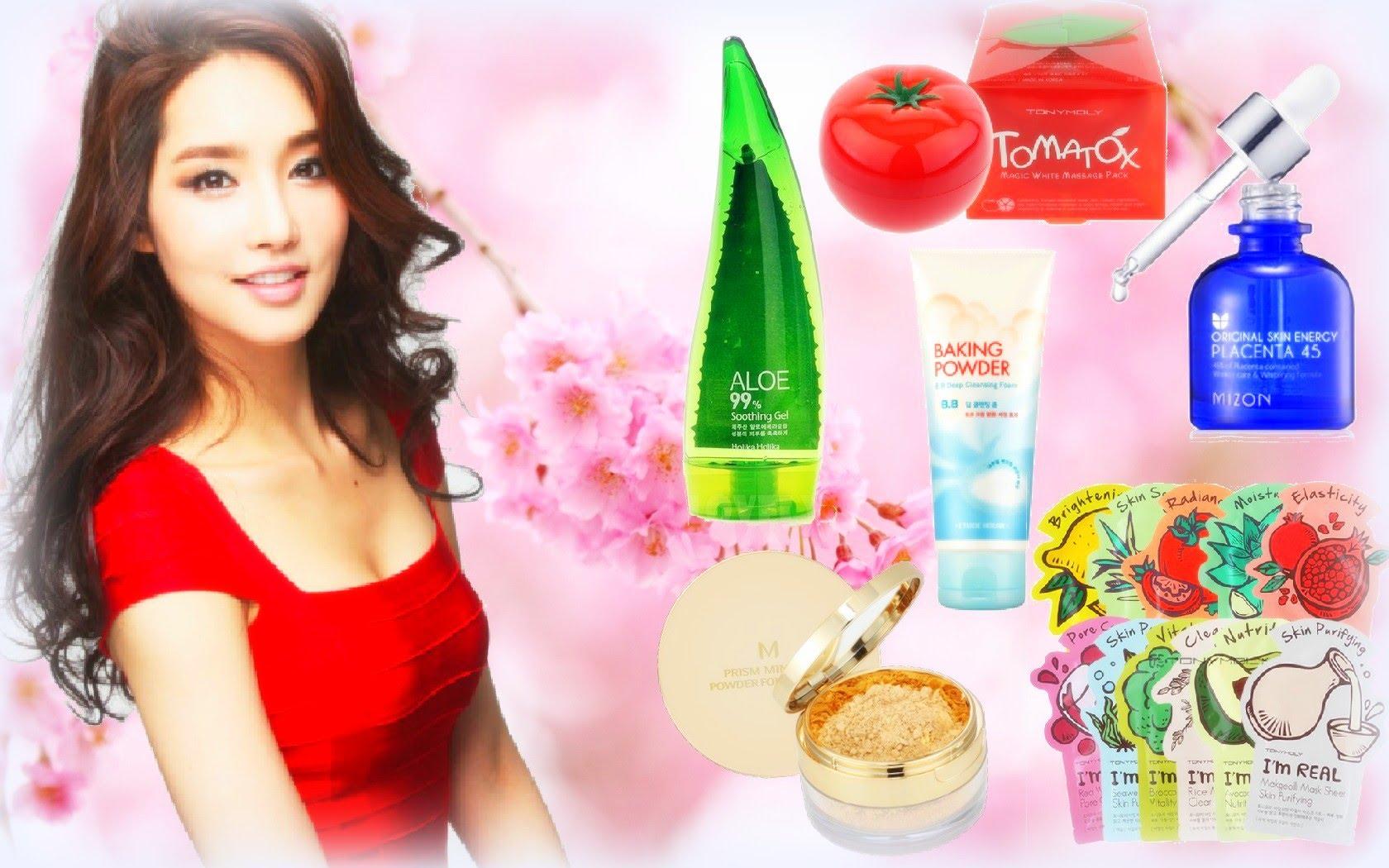Корейские косметики фото