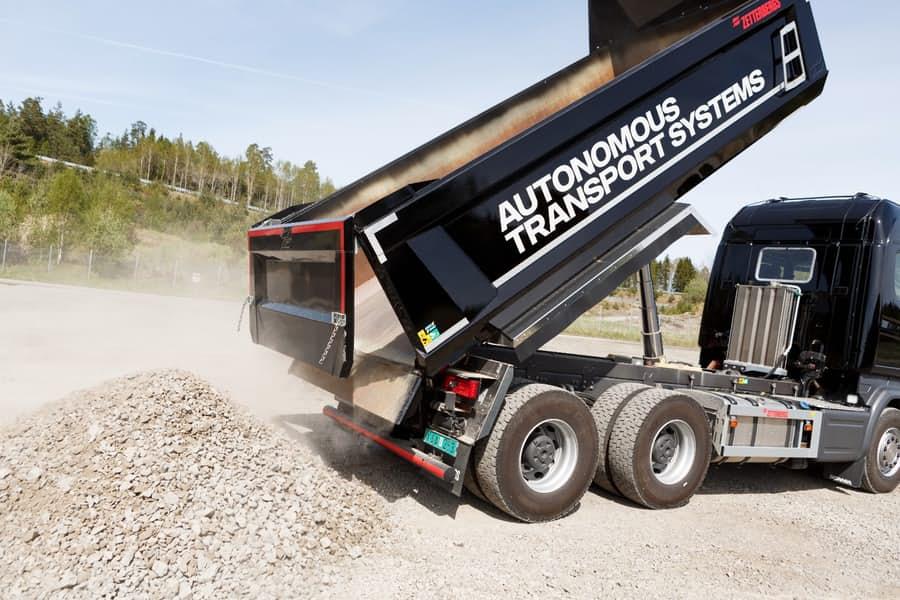 В Сингапуре стартовала разработка автономных грузовиков