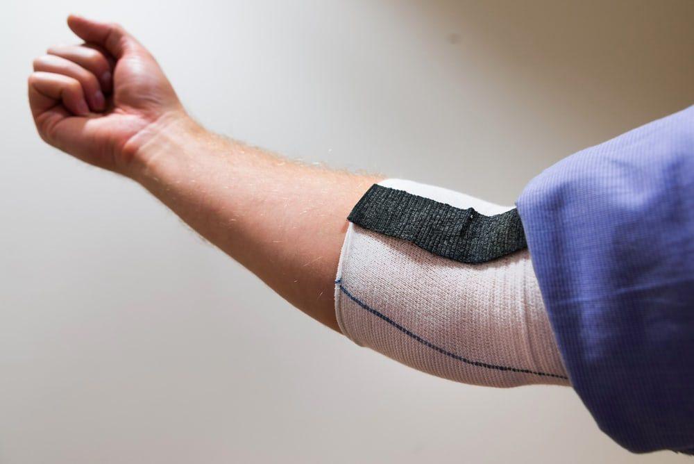 Ученые создали текстильные мышцы