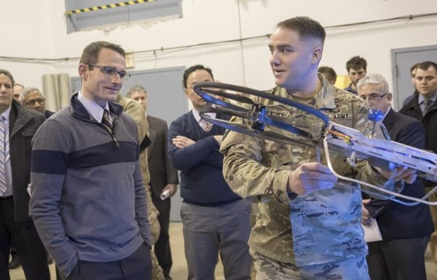 Ховербайки поступят на вооружение США