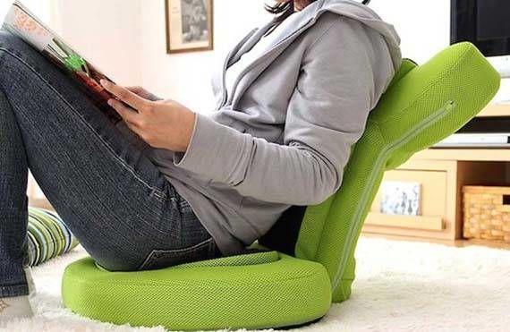 Создано кресло для любителей видеоигр