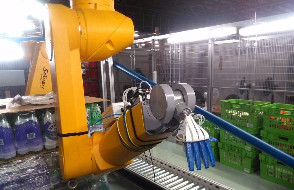 Создана самая нежная роботизированная рука