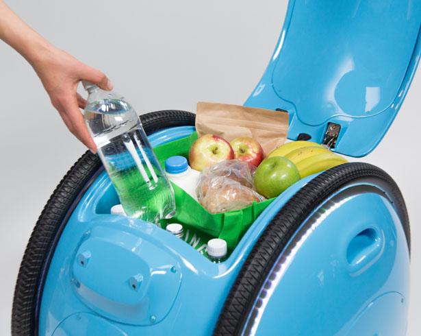 Разработан бытовой грузовой робот Gita
