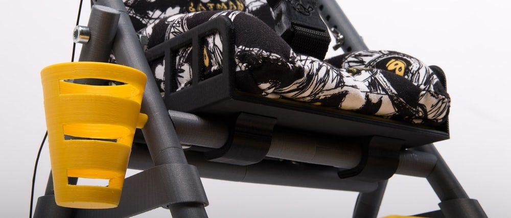 Представлен напечатанный на 3D принтере прототип ходунков для инвалидов
