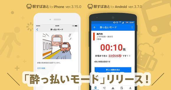 Разработано приложение помогающее пьяным добраться до дома
