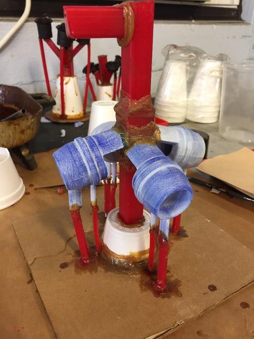 В США создали 3D-печатные гранаты для 3D-печатного гранатомета
