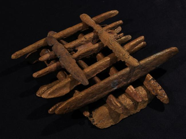 Археологи обнаружили слитки металла похожие на орихалк из мифической Атлантиды