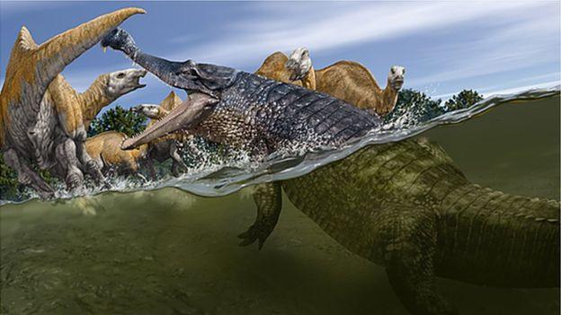 В Португалии найдены древнейшие яйца крокодилов