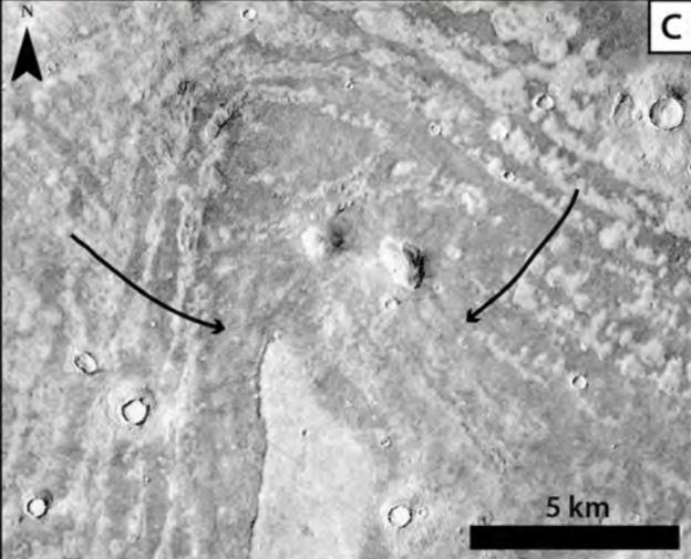 Ученые обнаружили новые доказательства существования океана на Марсе