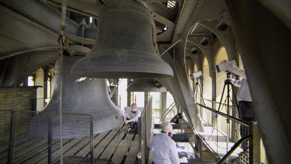 Ученые измерили звон Биг-Бена лазером