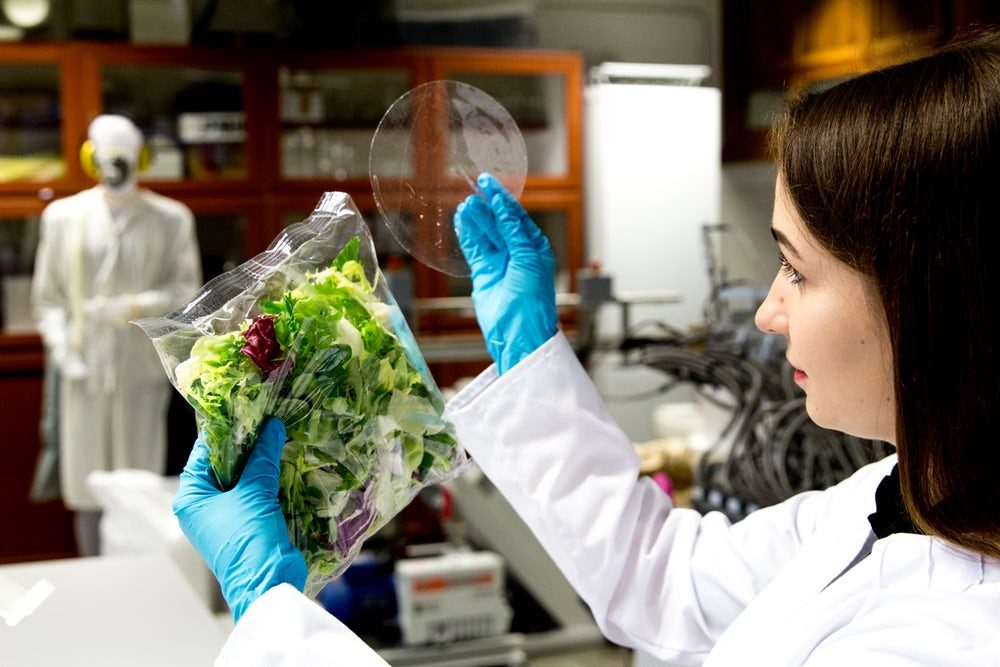 Разработана биоразлагаемая пищевая пленка