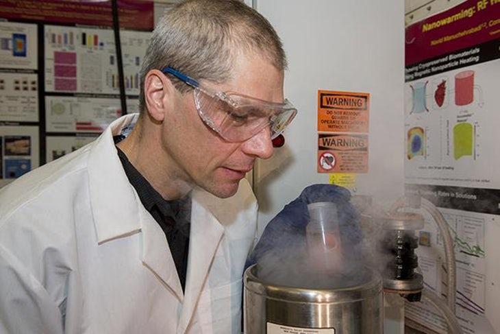 Разработан метод делающий криоконсервацию безопасной