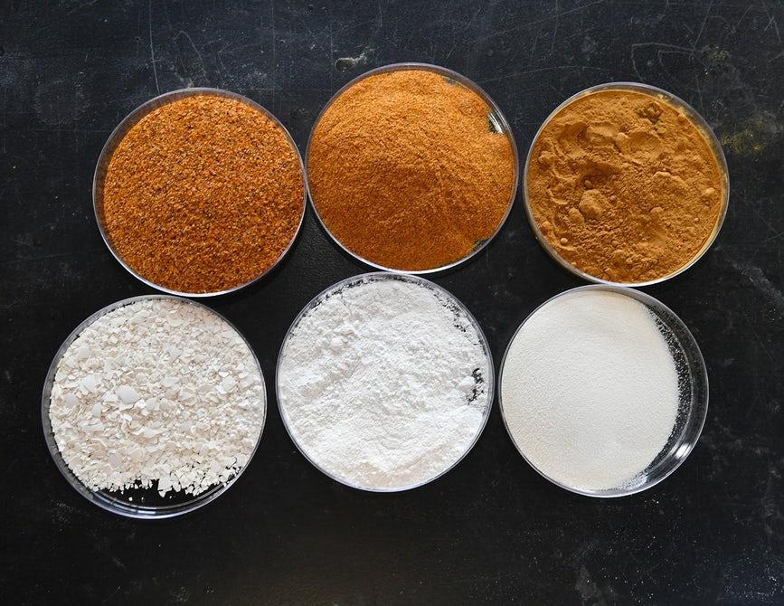 Ученые создали экологичные покрышки с добавлением пищевых отходов
