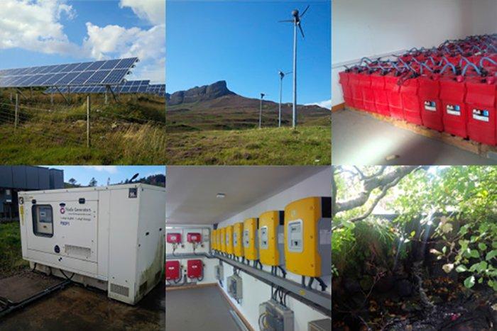 На шотландском острове внедрили уникальную систему энергоснабжения