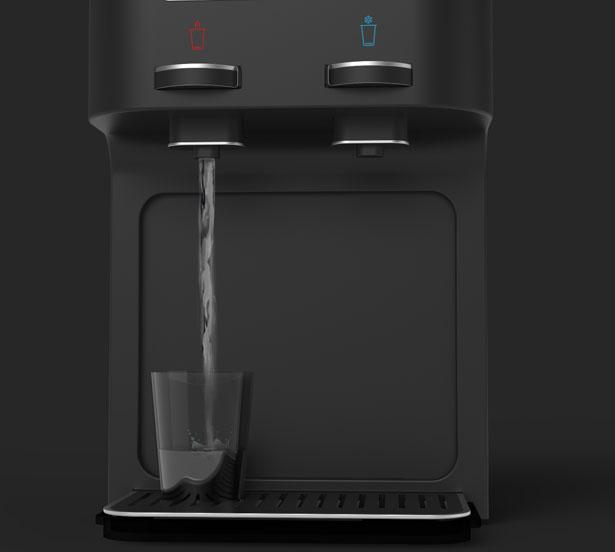 Разработан фильтр для воды с уникальным дизайном