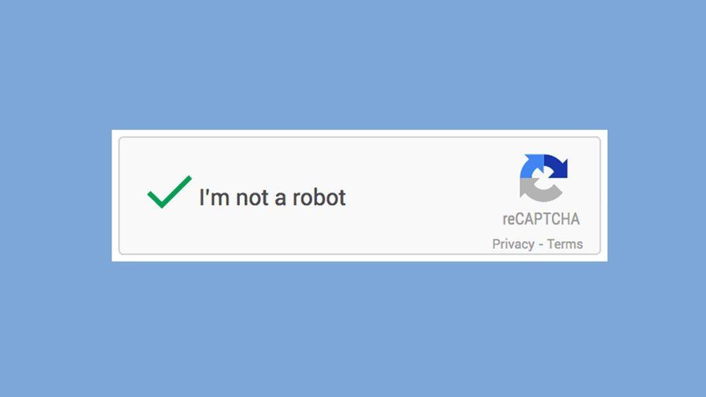 "У Google появилась ""невидимая капча"""