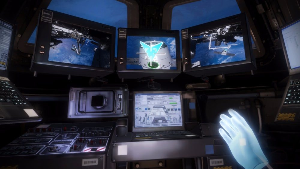 Компания Oculus создает МКС в VR