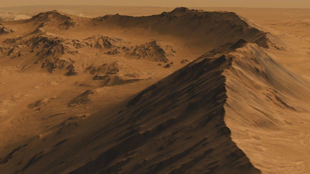 Ученые назвали еще одну опасность полетов на Марс