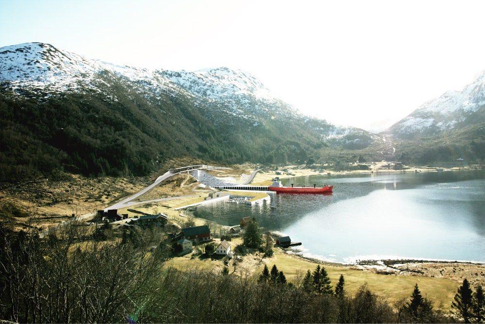 В Норвегии собираются построить первый судоходный тоннель