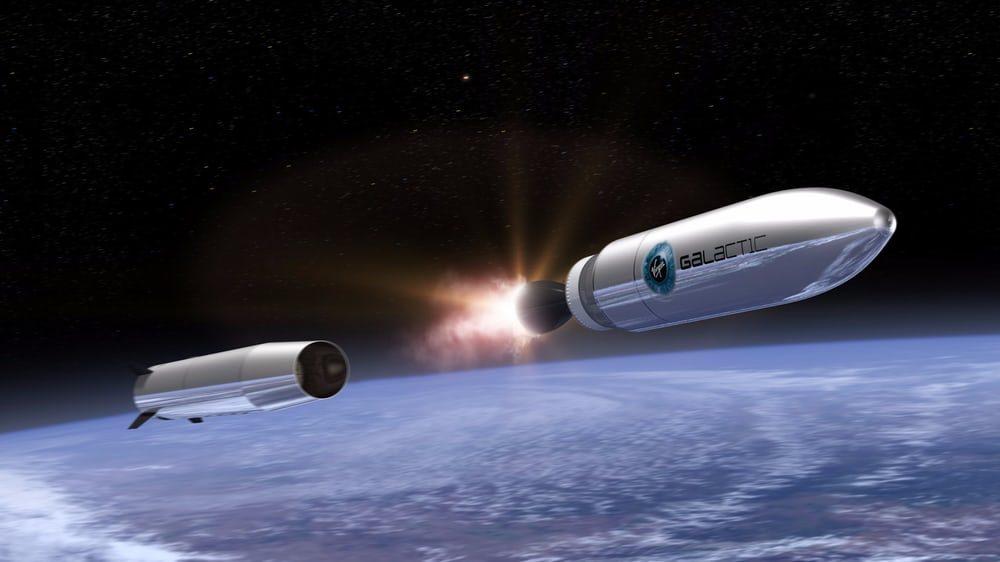 Компания Virgin Galactic запустила проект по запуску спутников