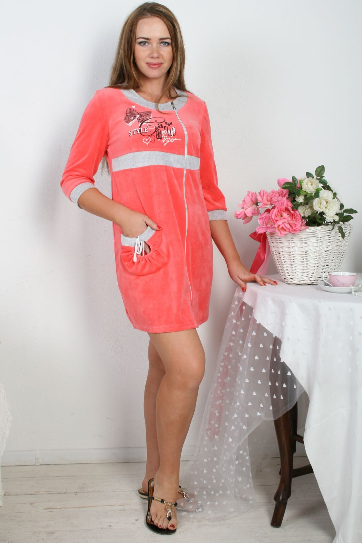 фото женские домашние халаты