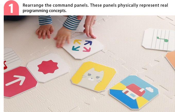 Разработана детская игрушка обучающая программированию