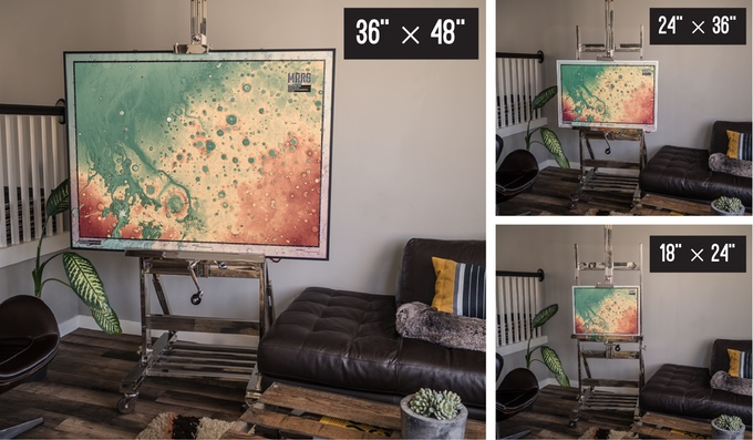 https://www.kickstarter.com/projects/planetaryprinting/mars-ultra-large-maps