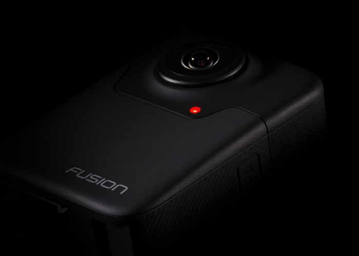 GoPro Fusion— загадочная сферическая камера компании для экспертов