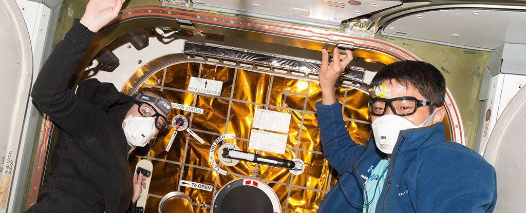 Студентка помогла создать устройство для анализа ДНК в космосе