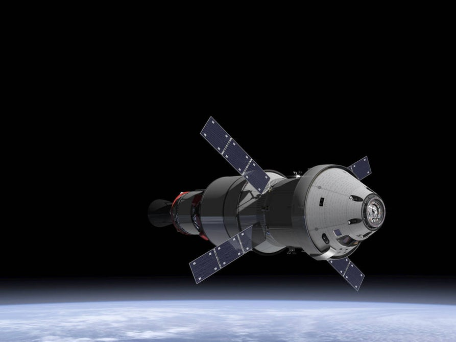 Lockheed Martin представила план строительства орбитальной станции на Марсе