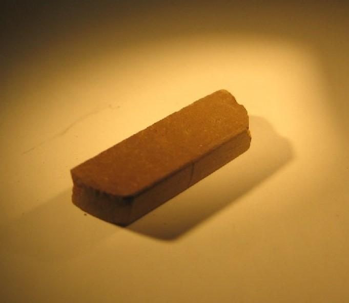 Разработана технология производства кирпичей из марсианского грунта