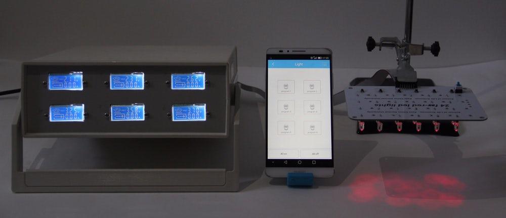 Благодаря китайским ученым смартфон может регулировать уровень инсулина