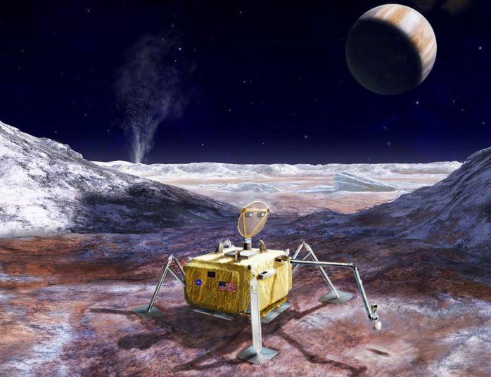 NASA объявило конкурс экспериментов по изучению Европы