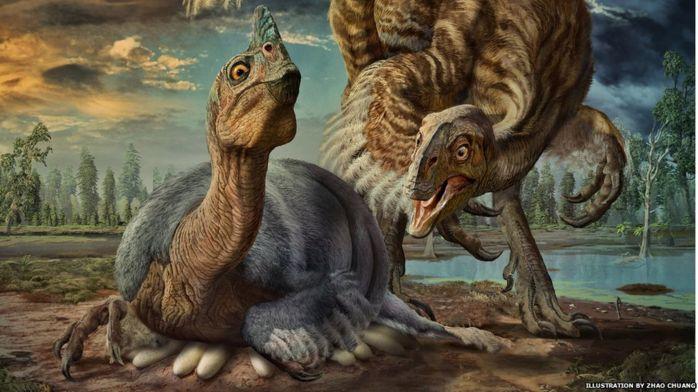 Новый вид большущих динозавров открыли ученые