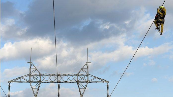 Ветряные электростанции представляют угрозу для птиц