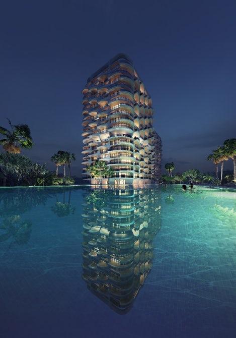 В Мексике появится экологичный жилой комплекс