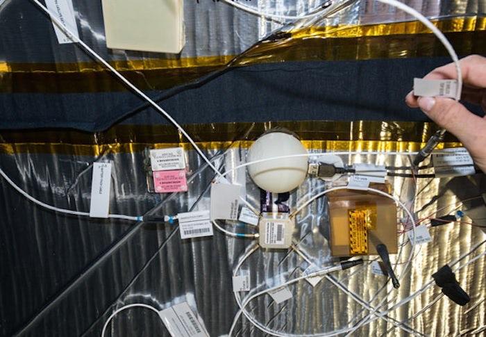 NASA продолжает тестировать надувной космический модуль