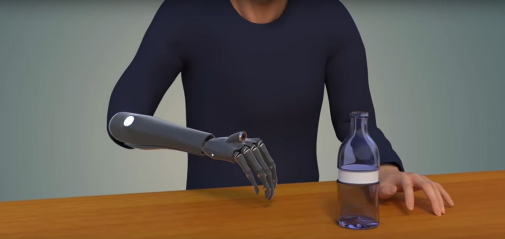 Инженеры предложили инновационный бионический протез