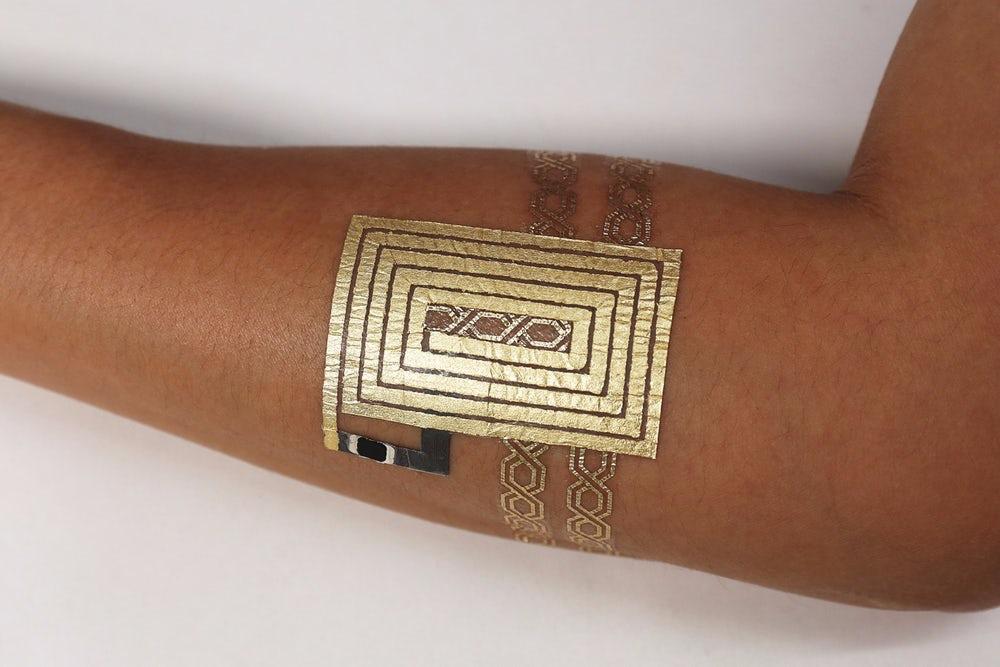 Будущее татуировок: 3D-печать или исчезающие чернила?