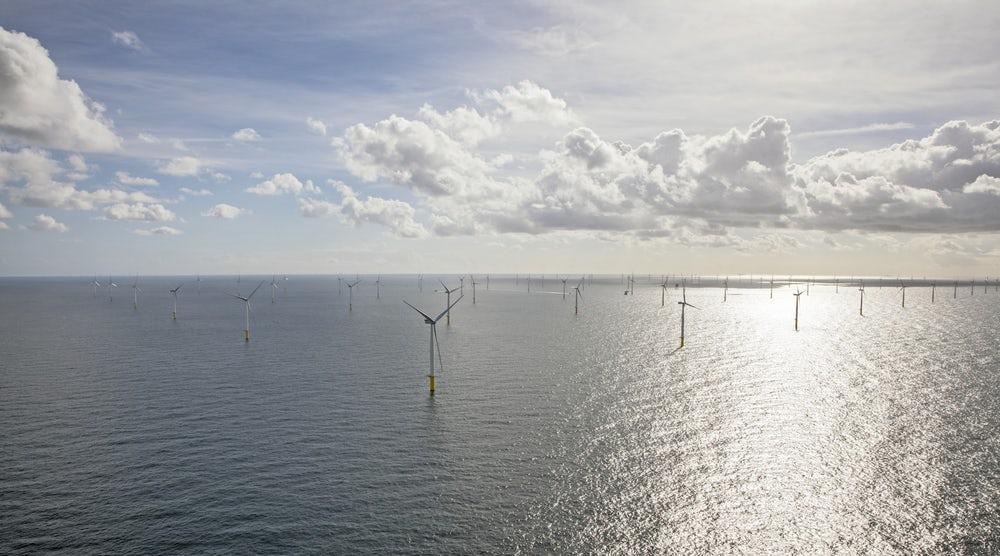 В Нидерландах стартовала работала гигантского ветропарка