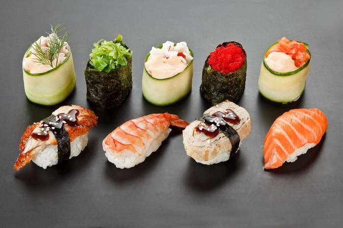 Заказать суши на дом в ульяновске харуки