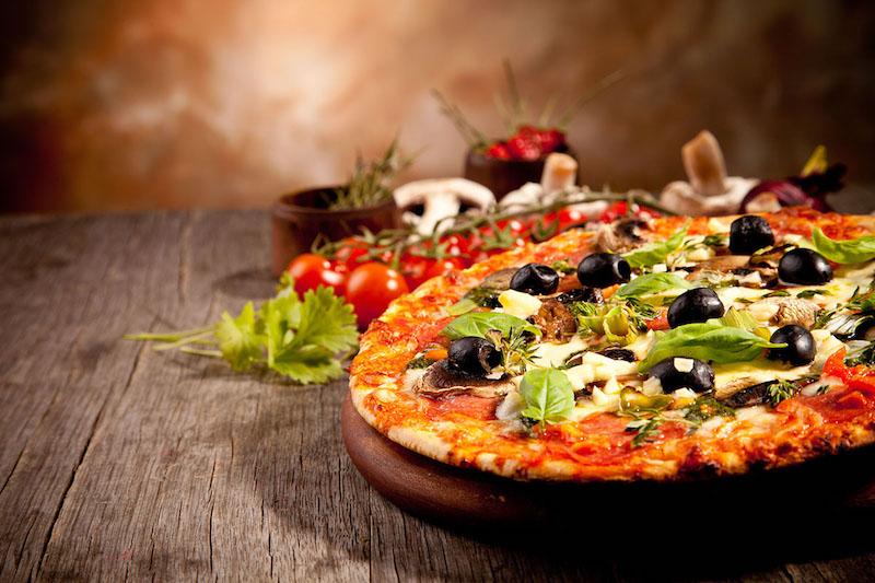Быстрая и точная доставка пиццы к Вашему порогу!
