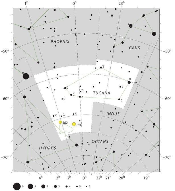 Получено детализированное изображение соседней галактики