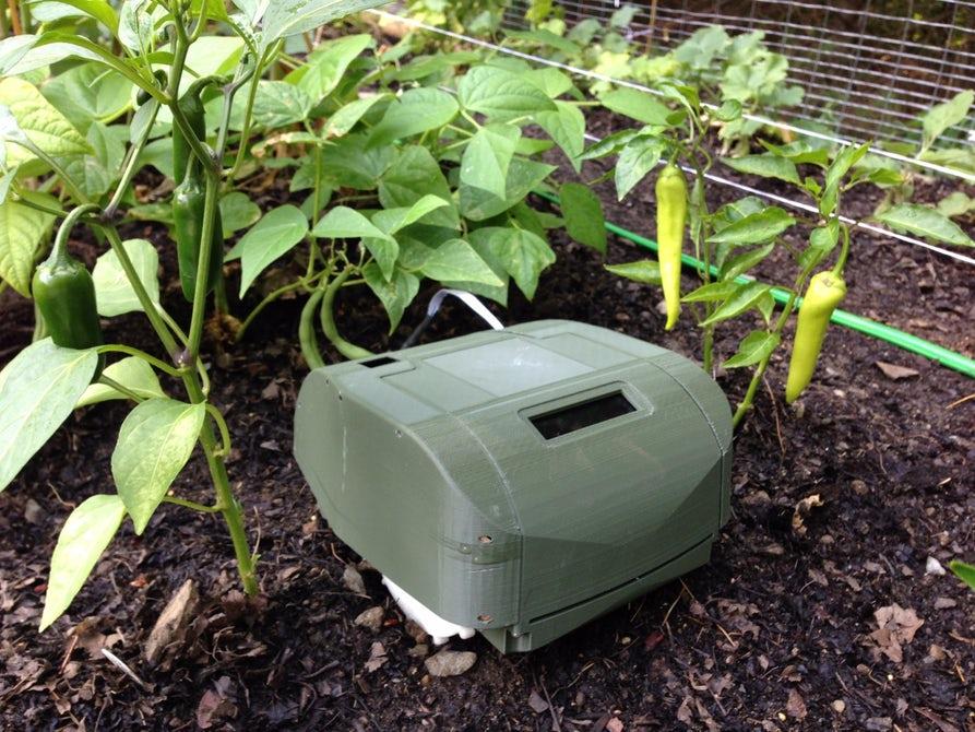 Названы сроки выпуска робота для прополки сорняков