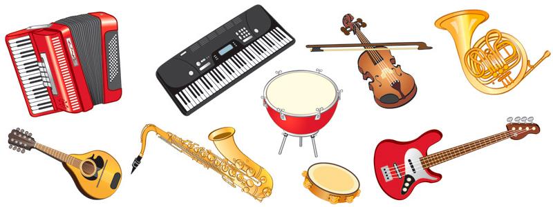 Музыкальные инструменты названия в картинках 11