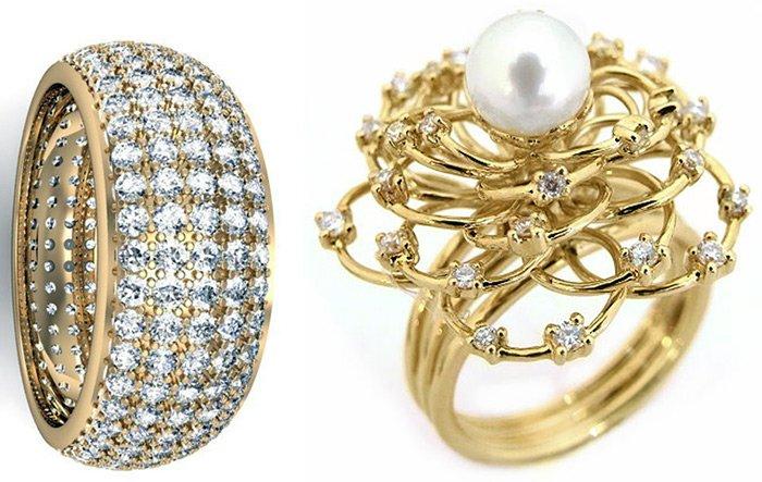 выкуп изделий с бриллиантами
