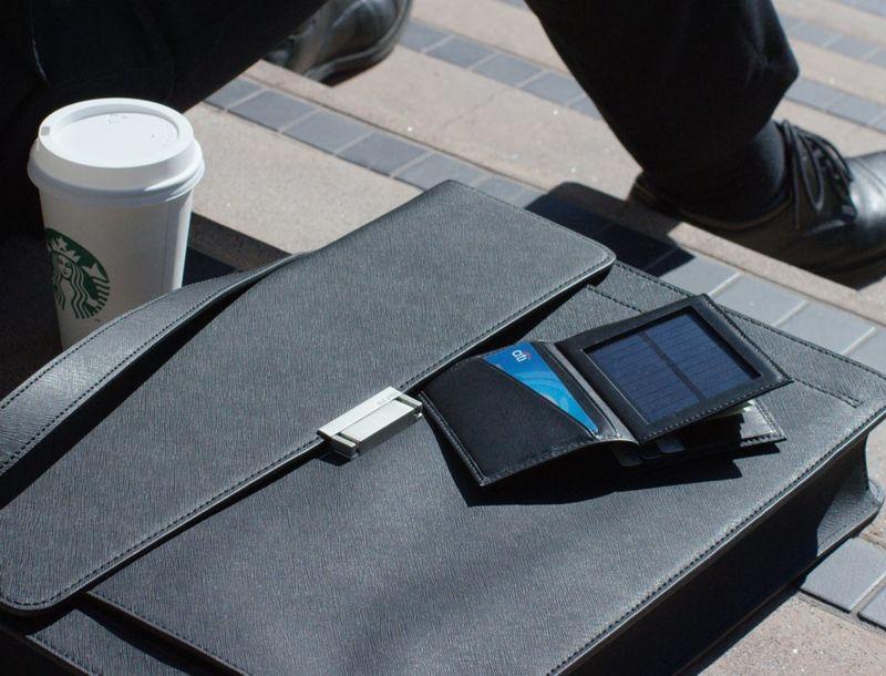 Разработан функциональный кошелек аккумулятор