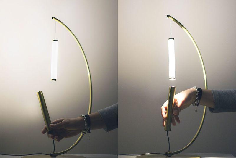 """Разработан светильник """"поборовший гравитацию"""""""