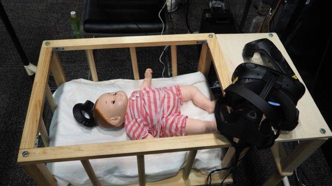 Разработано VR-приложение обучающее людей родительскому мастерству