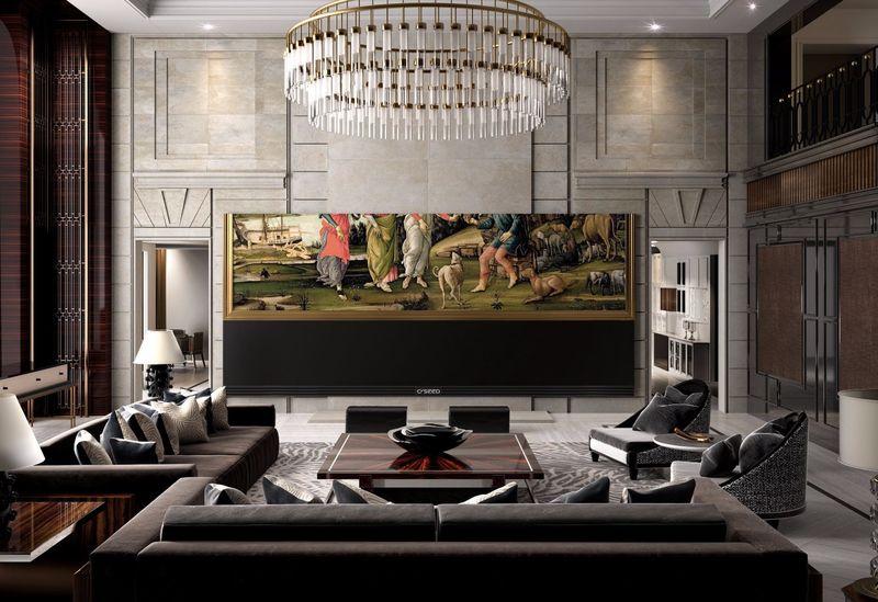 Представлен самый большой в мире 4K-телевизор